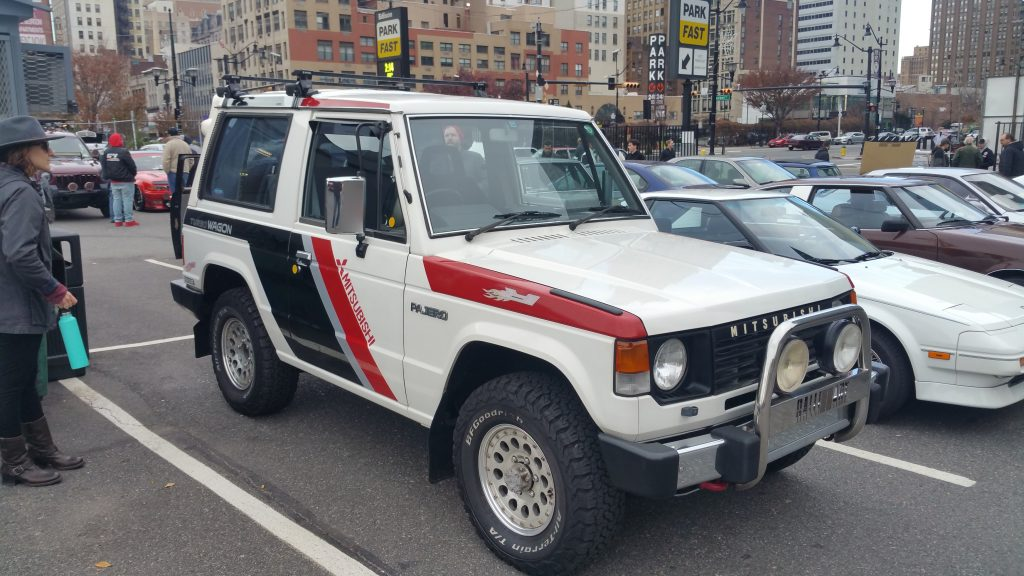 The Mitsubishi Pajero An Off Road Collectible Revlane Blog